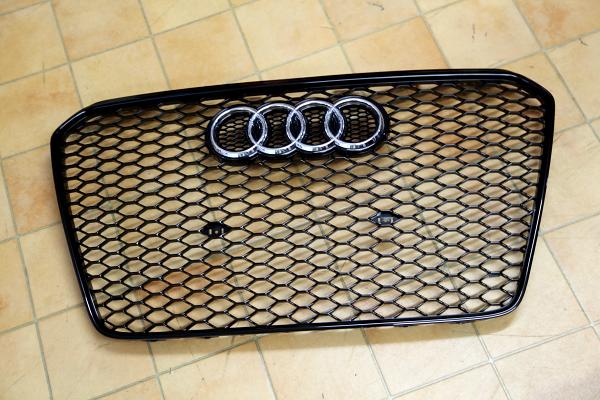 Audi A5/SB & RS5純正グリル装着!!
