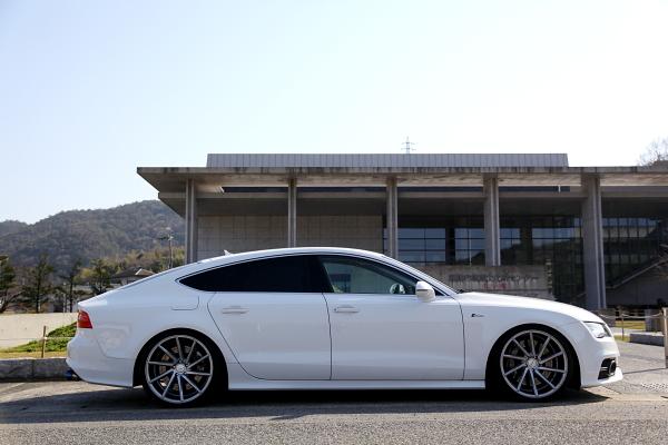 Audi A7/4G ~ BMW F80/M3へお乗り換え!!