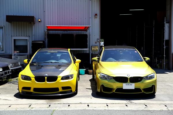 BMW F80/M3 & Rdd製ブレーキ計測データ取り開始!!