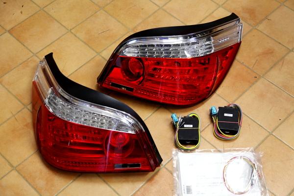 BMW E60/530 & 車輛販売+後期テール+メンテナンス!!