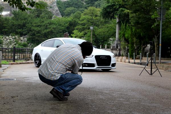 Audi A5/SB &『eS4』撮影!!