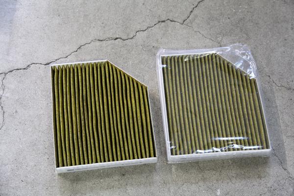 Audi A4/B8 & エアコンメンテ+バッテリー+タイヤ交換+CPM+インコネルカッター!!