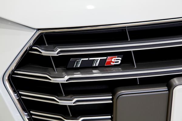 Audi New TTS納車!!