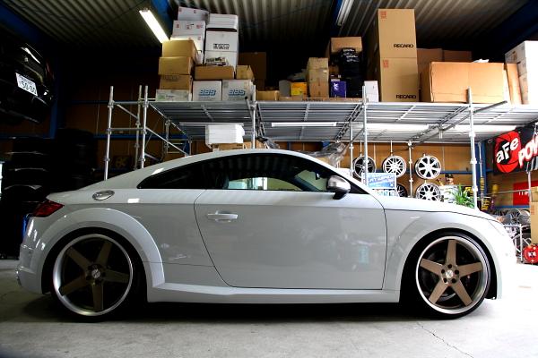 Audi TTS/8S & カスタム+車輛販売!!