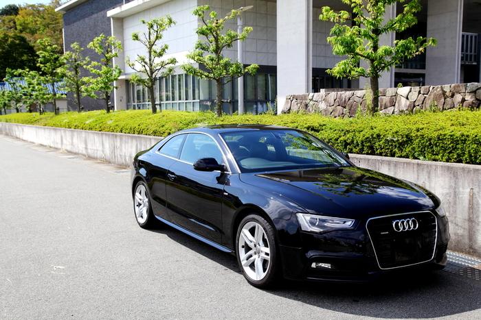 Audi A5/8クーペ & 車輛販売・カスタム多数!!
