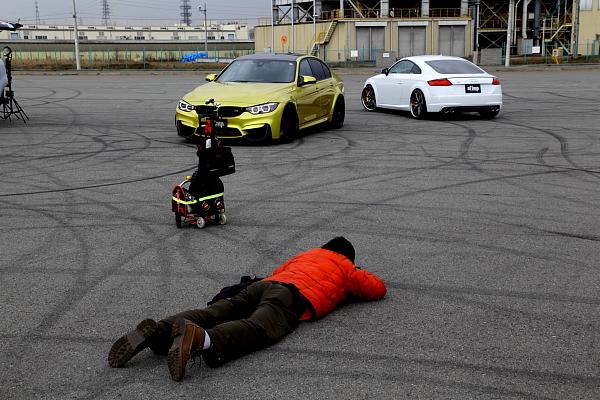 BMW F80/M3 & Audi 8S/TTS & 『af imp』取材・撮影!!