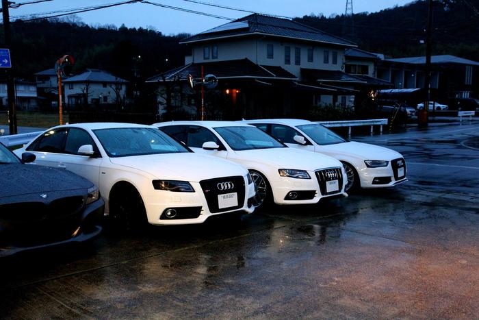 Audi A5/SB & Bmembo Rdd製ローターkit装着!!