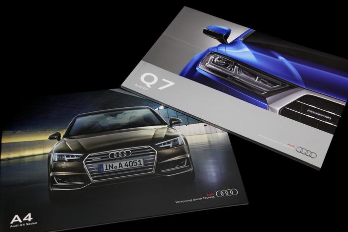 臨時休業のお知らせ & 新型Audi A4+Q7発売!!