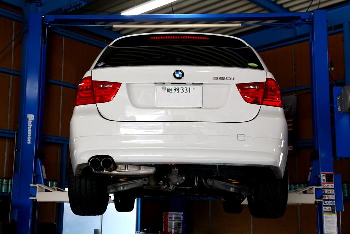 BMW E91/320+E89/Z4 & 車検・メンテナンス!!