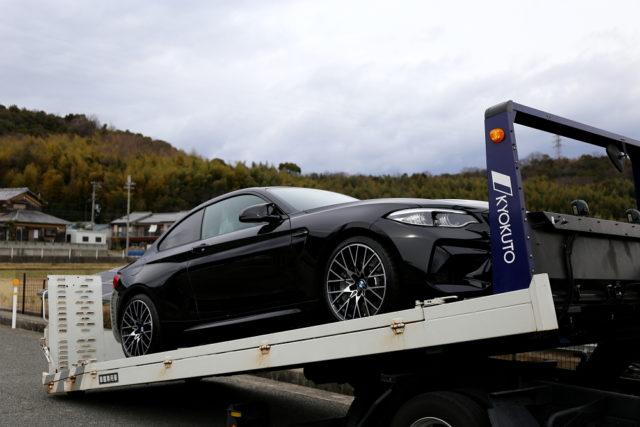 BMW M2コンペティション & 祝納車+KW V-3!!